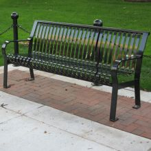 Carnival Bench