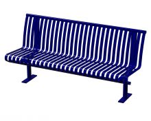 Carnival II Bench - CRB2-6-VS-Patriot Blue