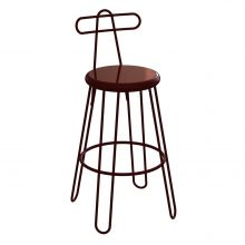 Parlor Bar Chair - PLCB-P
