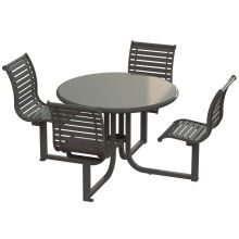 Langdon Courtyard Table - LAT-4B