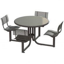 Volare Courtyard Table - VLT-4B