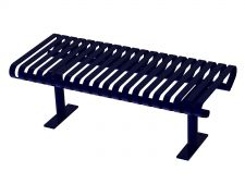 Carnival II Flat Bench - CRF2-4-VS-P (Midnight Blue)