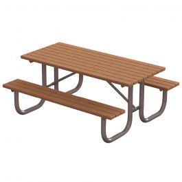 Fantastic Walden Park Picnic Table Spiritservingveterans Wood Chair Design Ideas Spiritservingveteransorg