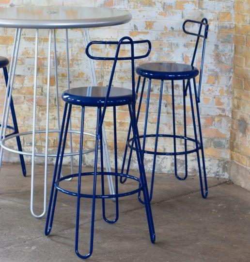 Parlor Bar Chair - PLCB-P