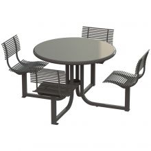 Volare Courtyard Table