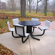 Gramercy Courtyard Table