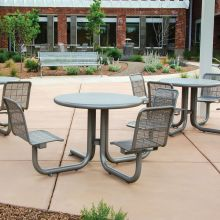 State Street Courtyard Table
