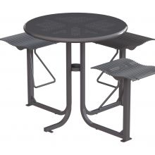 Volare Courtyard Bar Table