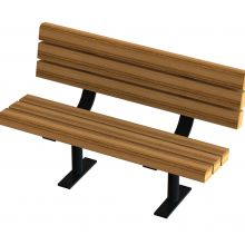 Walden II Bench