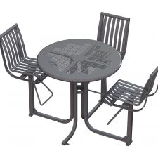 Carnival Courtyard Table