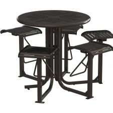 Langdon Courtyard Bar Table