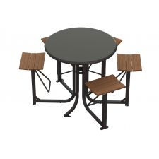 Lofty Bar Courtyard Table
