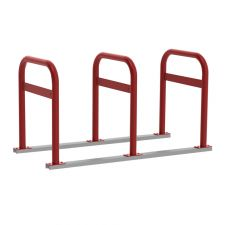 UX' Bike Racks on Rails