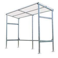Wall Racks for Vertical Storage Sheds - SHD-WRK-8-KIT-G