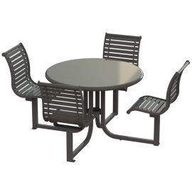 Langdon Courtyard Table