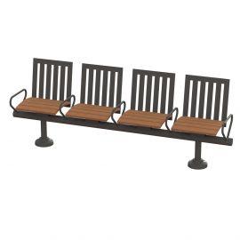 Ashton Modular Backed Seating