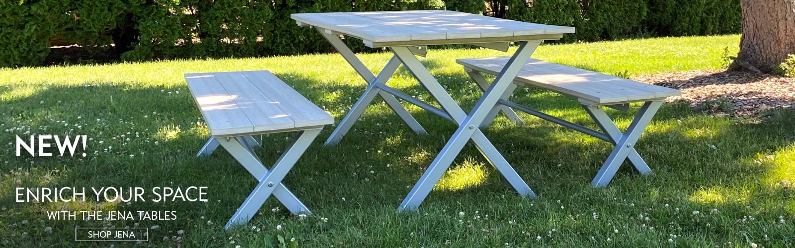 Thomas Steele Jena Table