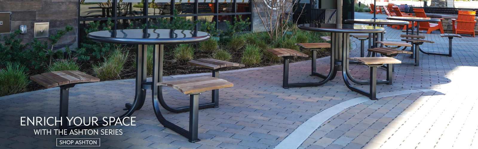 ashton outdoor table