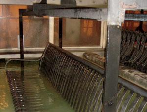 Zinc Phosphate Bath
