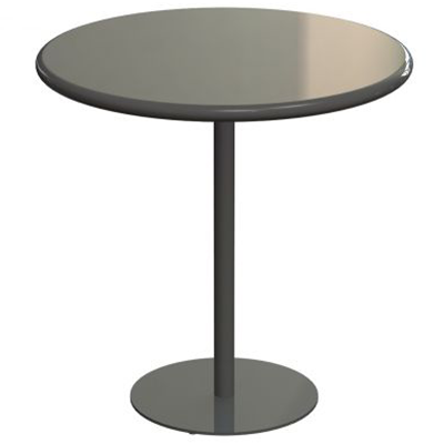 Disc Base Cafe Table
