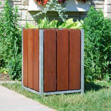 Monona Trash Receptacle